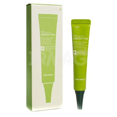 Крем под глаза TONY MOLY THE CHOK CHOK GREEN TEA WATERY EYE CREAM