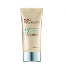 2 в 1 крем и база под макияж с солнцезащитным фактором SPF50