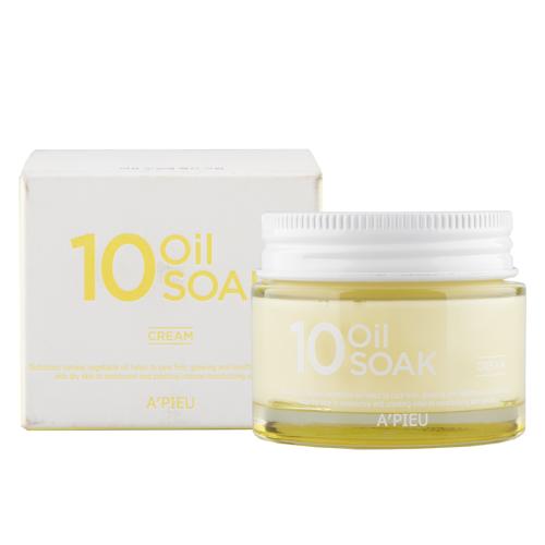 Крем питательный A'PIEU Oil Soak Cream