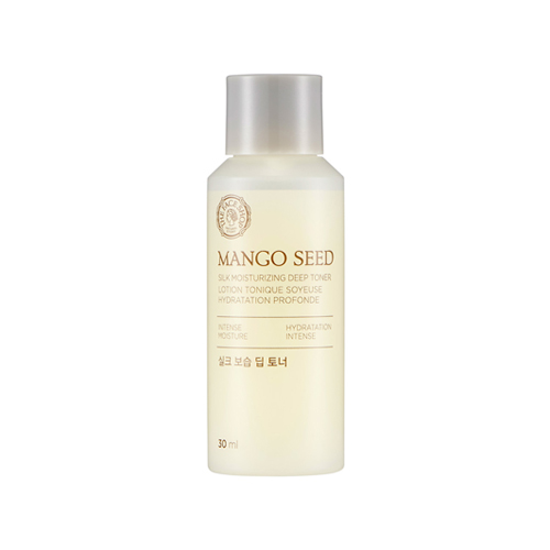 Увлажняющий тоник MANGO SEED SILK DEEP TONER 30ML (TRAVEL)