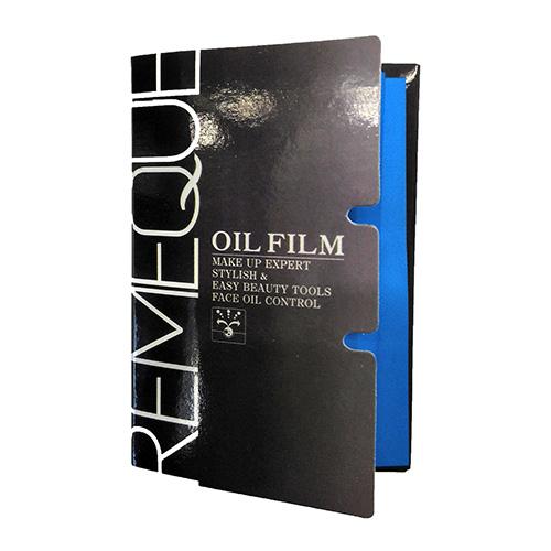 Матирующие салфетки Remeque Oil Film