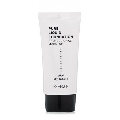 Тональная основа Remeque Pure Liquid Foundation