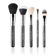 Набор основных кистей для макияжа лица