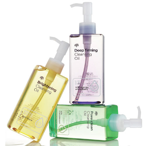 Масло для снятия макияжа The Face Shop Oil Specialist Cleansing Oil