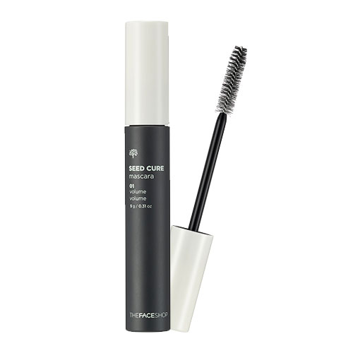 Тушь для ресниц The Face Shop Seed Cure Mascara