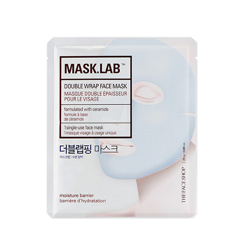 Маска для лица The Face Shop Mask.lab Double Wrap Face Mask