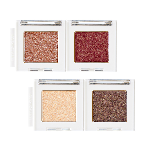 Гелевые тени для век The Face Shop Mono Cube Eyeshadow (Jelly)