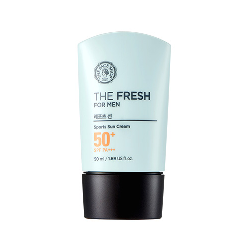Солнцезащитный крем для мужчин The Face Shop The Fresh For Men Sports Sun Cream SPF50 PA+++