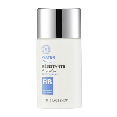 Водостойкий  ВВ-крем The Face Shop Waterproof BB SPF50+PA+++