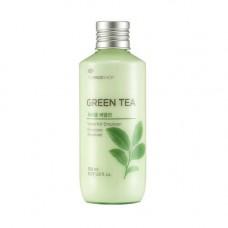 Эмульсия увлажняющая с экстрактом зеленого чая
