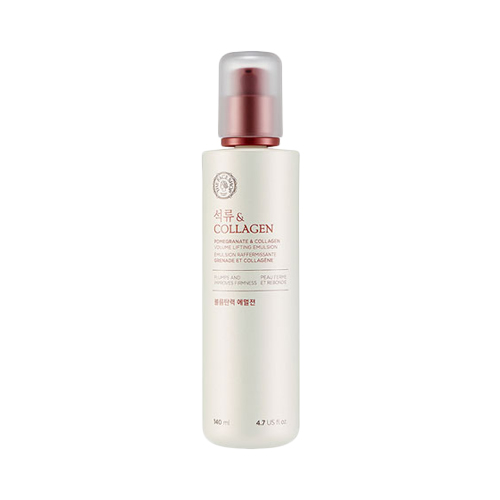 Эмульсия с лифтинг-эффектом с экстрактом граната и коллагеном The Face Shop Pomegranate And Collagen Volume Lifting Emulsion