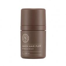 Цветная пудра для быстрой окраски волос