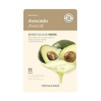 Маска для лица c экстрактом авокадо