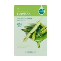 Маска для лица бамбук