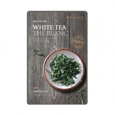 Маска для лица с экстрактом белого чая