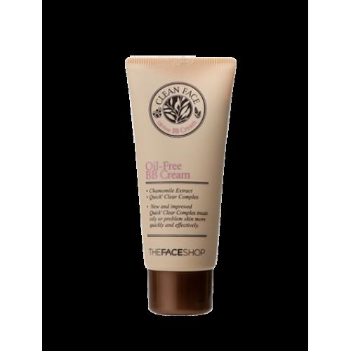 BB крем для жирной кожи The Face Shop The Face Shop Clean Face Oil-Free Blemish Balm