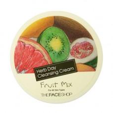 Крем для снятия макияжа фруктовая смесь