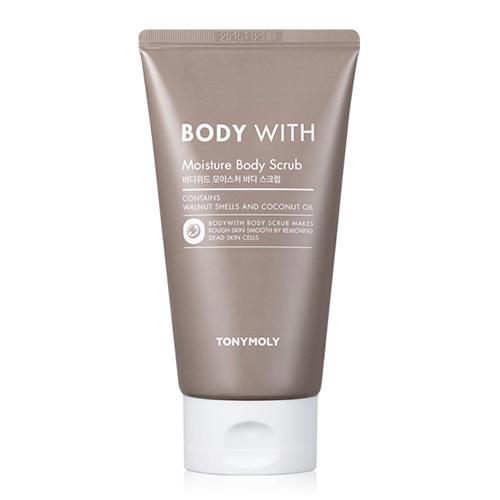 Скраб для тела Tony Moly Body With Moisture Body Scrub