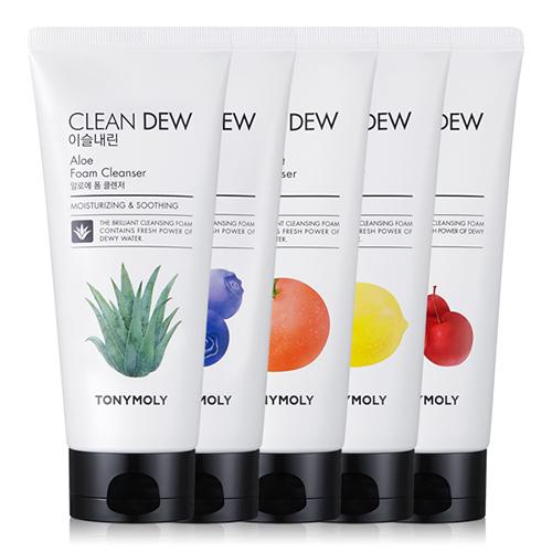 Пенка для умывания Tony Moly Clean Dew Foam Cleanser
