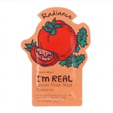 Маска для лица экстрактом томата