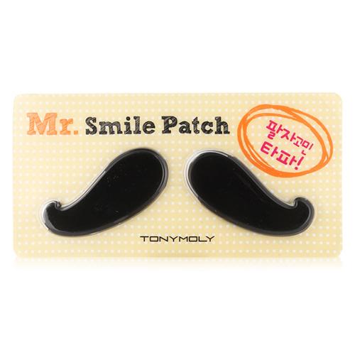 Гидрогелевые патчи для носогубных складок Tony Moly MR. Smile Patch