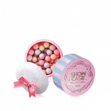 Румяна в шариках