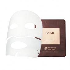 Гидрогелевая маска для лица с экстрактом слизи улитки