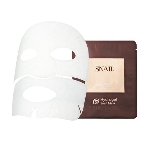 Гидрогелевая маска для лица с экстрактом слизи улитки VOV Snail Hydrogel Mask