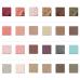 Тени для век (6 цветов) VOV Collection Eyes (6 Color)