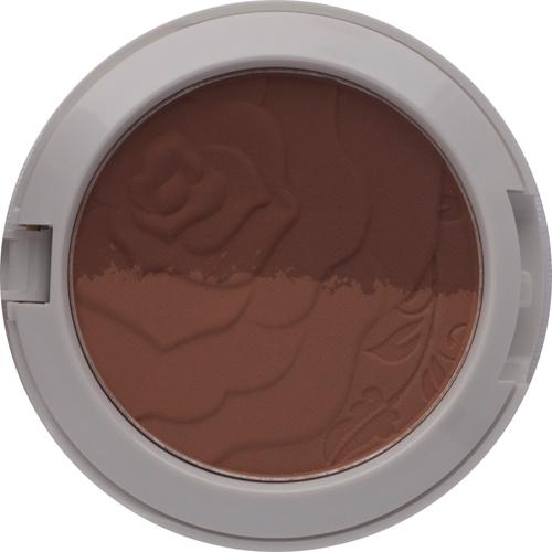 Сухой корректор VOV Color Song Blusher #13 Milky Brown / Dark Brown