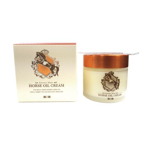 Увлажняющий крем на основе лошадиного жира VOV Extreme Moist Horse Oil Cream