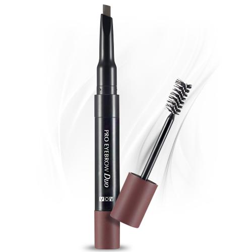 Тушь + карандаш для бровей VOV Pro Eyebrow Duo